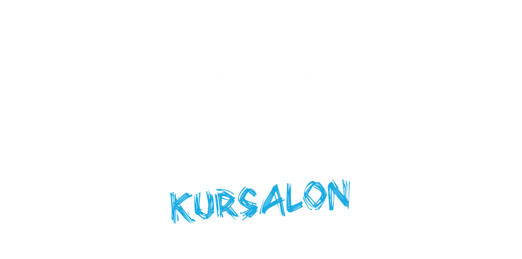 Logo - small white - kursalon